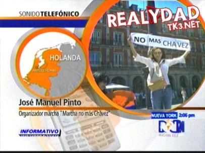 No Más Chávez RCN